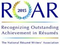 Recognizing Outstanding Achievement in Resumes 2015 - The National Resume Writers' Association