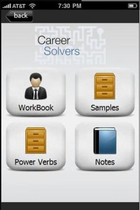 Career Solvers Job Search App 2