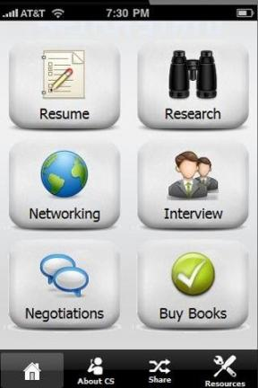 Career Solvers Job Search App 1